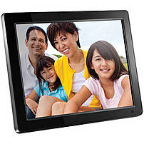 Aluratek Admpf512f 12-inch Digital Photo Frame - 800 X 600 - 512 Mb - Black