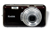 Kodak Easyshare 1466523 V1003 10 Megapixels Digital Camera - 3x Optical Zoom/4x Digital Zoom - 2.5-inch Display - SD Memory Card - Java Brown