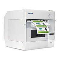 Epson SecurColor C31CA26011 TM-C3400 Inkjet Label Printer...