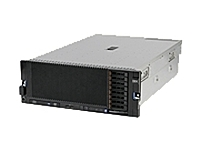 IBM System x3950 X5 71455DU Server - Intel Xeon X7560 Octa-core 2.26 GHz Processor - 32 GB RAM - No Hard Drive - Stealth Black