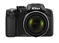 Nikon Coolpix 26329 P510 16.1 Megapixels Digital Camera - 42x Optical/2x Digital Zoom - 3-inch LCD Display - Black