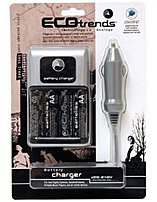 Buy Sakar Camera Chargers - Sakar CH-2630-ECO Eco Trends Rapid Battery Charger for AA and AAA NiMH