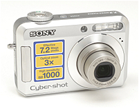 Review Sony Cyber-shot DSC-S700 – Digital camera – point and shoot – 7.2 Mpix – optical zoom: 3 x – Memory Stick Duo/PRO Duo – Silver Before Too Late