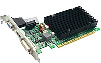 EVGA 01G-P3-1303-KR nVIDIA GeForce 8400 GS 1 GB DDR3 Video Card - PCI Express 2.0 x16 01G-P3-1303-KR