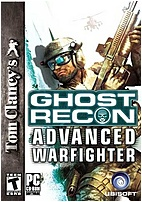Ubisoft 008888682806 Tom Clancy's Ghost Recon: Advanced Warfighter for PC