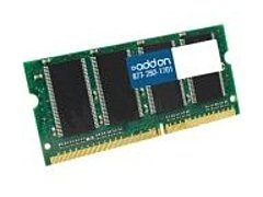 Add-On Computer AA1066D3S7/4G 4 GB Memory Module - DDR3 SDRAM - 1066 MHz