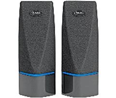 Micro Innovations AcoustiX 4330100 2.0 Multimedia Speakers 2 Watts USB