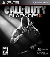 Activision 047875843837 COD BOPS2 PS3 Call of Duty: Black...