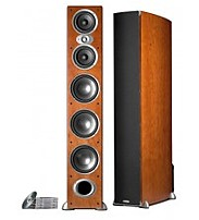 Polk Audio AM9972-C4 RTi A9 Floorstanding Speaker - 18 Hz to 27 kHz - 500 Watts - Cherry