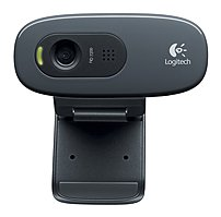 Logitech 960-000694 C270 3 Megapixels HD Webcam - 720p Video - Widescreen - USB 2.0 Interface - Black