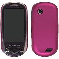 Wireless Solutions 355594 Color Click Case for Samsung Sunburst A697 Fuchsia