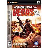 Ubisoft 008888683957 Tom Clancys Rainbow Six Vegas 2 for PC