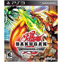 Activision 047875764927 Bakugan: Defenders of the Core for Playstation 3
