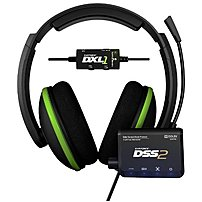 Turtle Beach Ear Force Tbs-2122-01 Dxl1 Gaming Headset - Over-the-head - Wired