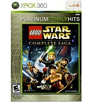 LucasArts 023272330767 Lego Star Wars: The Complete Saga for Xbox 360