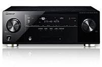 Pioneer VSX-1021-K AV Network Receiver - 7.1 Channel - 90 Watts per Channel - DTS-HD Master Audio - Network Ready - Black