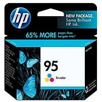 Image of Hewlett-Packard C8766W 95 Ink Cartridge for Deskjet 460C, 460CB - 260 Pages - Color