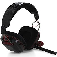 Plantronics GameCom 86051-01 GC780 PC Gaming Headset - Surround Sound - Stereo - ...