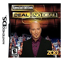 The Zoo Games Inc 802068103132 Deal or No Deal Special Edition is a game of risky decisions and high stakes bargaining