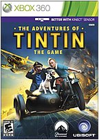 Ubisoft 008888526643 The Adventures Of Tintin for Xbox 360