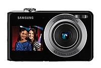 Samsung Ec-tl205zbpsus Tl205 12.2 Megapixels Digital Camera - 3x Optical/5x Digital Zoom - 2.7-inch Color Lcd - Silver