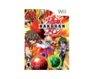 Activision 047875760035 Bakugan Battle Brawlers Game For Nintendo Wii