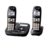 The Panasonic KX TG6592T amplified phone has is designed to enable consumers with hearing loss, vision impairments and arthritis to comfortably handle and operate the handset with ease
