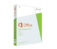 Microsoft Office 79G-03550 Home and Student 2013 for Windows - Product Key - 1 PC