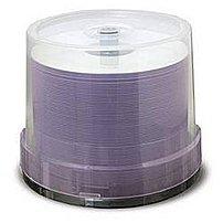JVC Taiyo Yuden DVD-WPPSB16-WS WaterShield DVD-R - 4.7 GB - 16x - Ink jet Printable surface - 50-Pack Spindle - Storage Media - Silver