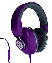 Jlab Audio Bombora Bombora-prpl-box Headset - Binaural - Over-the-head - Stereo - Mini-phone - Prism Purple, Griglo Gray