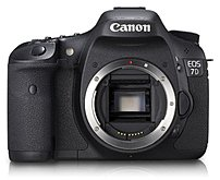 Canon EOS 3814B004 7D 18.0 Megapixels Digital SLR Camera - Body Only - 3-inch LCD Display
