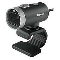 Click here for Microsoft LifeCam Cinema 720p Webcam in Black for... prices
