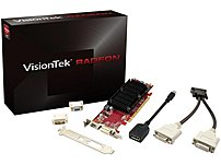VisionTek 900456 AMD Radeon HD 6350 1 GB Graphic Card - P...