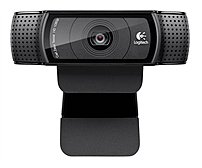 Logitech 960-000764 C920 Webcam - 1080p - Auto-focus - Black