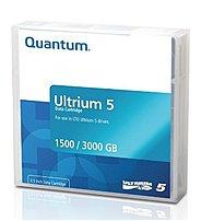 Quantum MR L5MQN 01 LTO Ultrium LTO 5 Data Cartridge Brick Red
