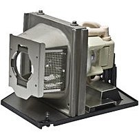 Electrified BL FU185A SP.8EH01GC01 Replacement Lamp with Housing for Optoma Projectors 185 Watts
