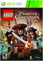 Disney Interactive Studios 712725021146 LEGO Pirates of the Caribbean for Xbox 360