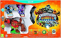 Activision 047875844377 84437 Skylanders Giants Starter Pack for Wii U 047875844377