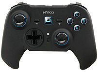 The Nyko Pro Commander 743840871613 Gaming Remote Controller featuring traditional analog stick placement from Nyko Technologies