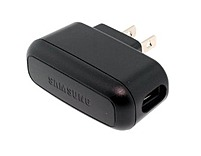 Limited Offer Samsung SAC-48 USB Wall Charger for AQ100, TL220 Digital Camera – 4.4 V – 400 mA Before Special Offer Ends