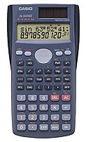 The Casio FX 300MS Scientific Calculator features two way power 240 functions Dot matrix 2 line display 10 2 digits plastic keys Multi replay function 2 line display