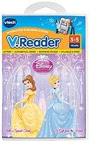 VTech 80-281100 V.Reader Book - Disney's Princess For 3-5 Years