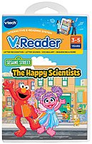 The VTech 80 281300 Elmo The Happy Scientists spot their friend Bert reading a book about scientists