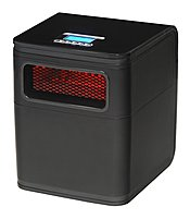 Redcore 15402rc Concept R-2 Infrared Portable Room Heater - Upto 1000 Square Feet - 1500 Watts - Black