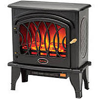 The RedCore 15602RC S 2 Infrared Stove Heater  Black finish  is the first of its kind combining the benefits of infrared heat in a popular wood burning stove design
