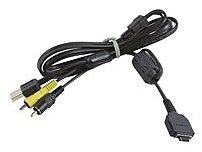 Offer Sony 183587512 USB/Audio Video Cable for DSC-G3 Digital Camera Before Special Offer Ends