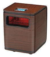 The Redcore 15401RC room heater keeps your room heated just how you want it