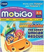 VTech 80-252500 Mobigo - Team Umizoomi