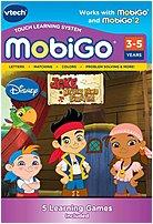VTech 80-252800 Mobigo - Jake and the Never Land Pirates