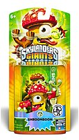 Activision 047875845459 Skylanders Giants Lightcore - Shroomboom 047875845459
